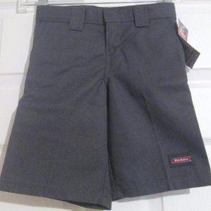 Dickies Grey Classic Fit Multi Pocket Shorts Sz 5